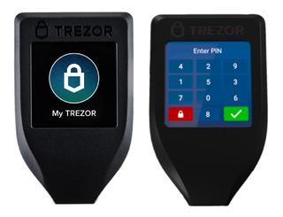 Trezor T - Hardware Wallet: Billetera Full