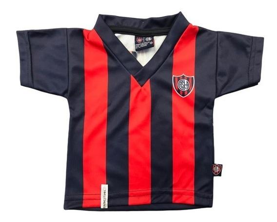 Camiseta Baby Fans Oficial San Lorenzo - 1121