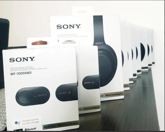 Fone Sony Wf 1000xm3 - Novo