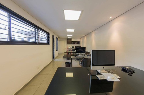 Casa Com 3 Dormitórios Para Alugar, 220 M² Por R$ 13.000,00/mês - Vila Olímpia - São Paulo/sp - Ca0601