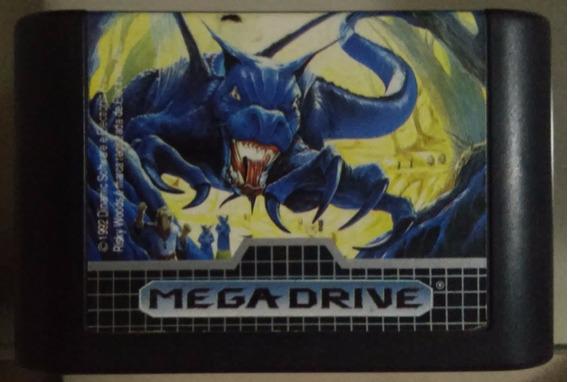 Cartucho Mega Drive Jogo Risky Woods Original Tec Toy Raro!!