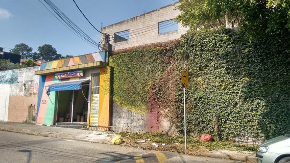 Terreno Com Galpão À Venda, 4000 M² Por R$ 6.000.000 - Vila Carmosina - São Paulo/sp - Te1700