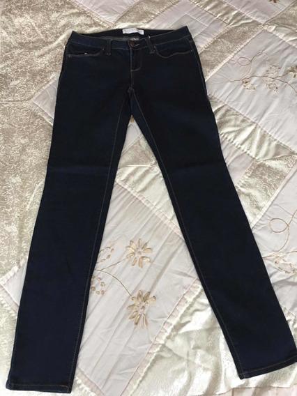No Boundaries Jeans Para Dama Talla 7 Azul Marino