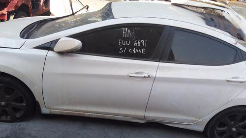 Imagem 1 de 4 de Sucata Retirada De Peças Hyundai Elantra