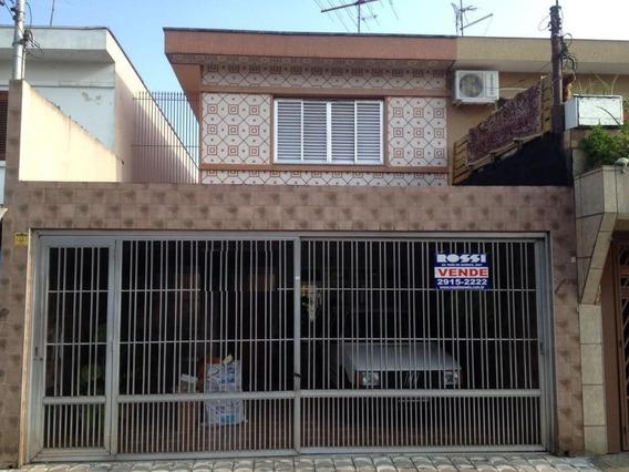 Sobrado Residencial À Venda, Vila Ema, São Paulo. - So1415