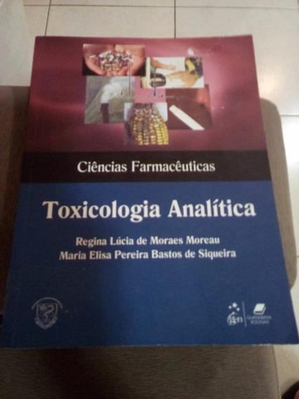 Ciências Farmacêuticas Toxicologia Analítica #