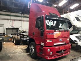 Ford Cargo 1521 6x2 2003= Vw 15180 17210 16210 23210 23220