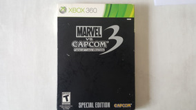 Marvel Vs Capcom 3 Fate Of Two Worlds Special Ed - Xbox 360
