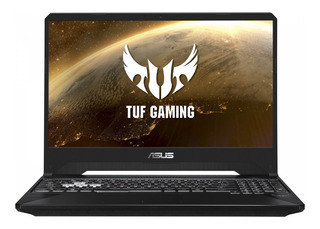 Laptop Gamer Asus Tuf Ryzen 7 8gb 1tb +256gb Ssd Gtx1650