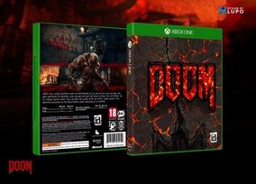 Doom Xbox One Ps4 Pré Venda