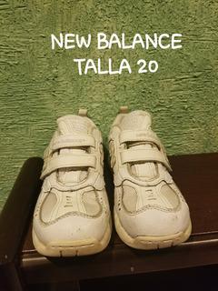 Tenks New Balance Niño