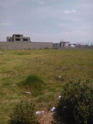 (crm-3608-123) Terreno En Venta Col. Lazaro Cardenas Metepec En Privada Escriturado