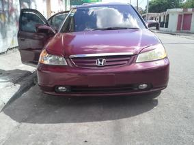 Honda Civic 2002 Lx Excelente