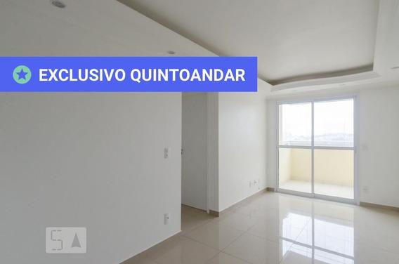 Apartamento No 18º Andar Com 2 Dormitórios E 1 Garagem - Id: 892958458 - 258458