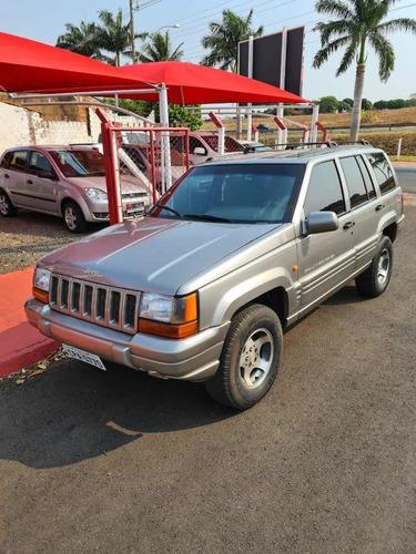 Imagem 1 de 9 de Jeep Grand Cherokee Laredo 1998 4.0 5p Gasolina