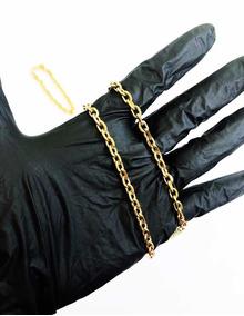 Corrente Cartier Folheado A Ouro18k + Brinde (vendo Atacado)