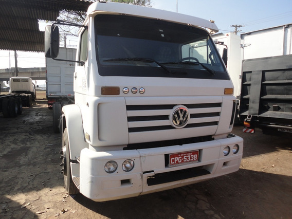 Vw 17.210 Ano 2001 Truck Chassi