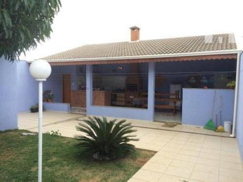 Casa Residencial À Venda, Parque Da Represa, Jundiaí - Ca0015. - Ca0015