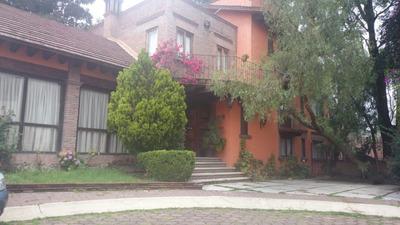 Hermosa Casa En Privada, Negociable En San Andrés Totoltepec