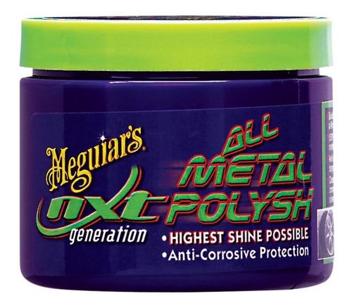 All Metal Polysh Metales P/meguiars #1028 Meguiars