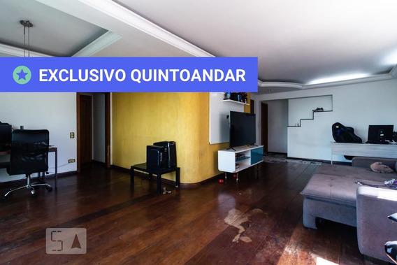Apartamento No 4º Andar Com 3 Dormitórios E 2 Garagens - Id: 892943788 - 243788