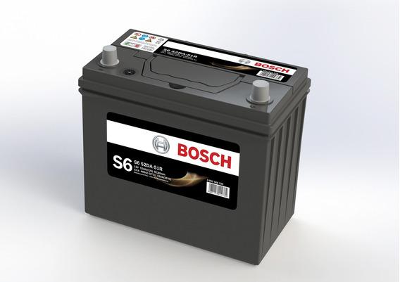 Bateria Bosch S6 12v 80amp/m (239x129x226) Pa 400 Pos Der