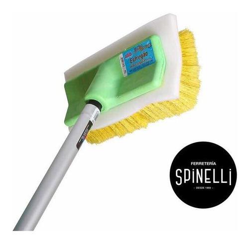 Imagen 1 de 2 de Cepillo Para Lavar Ómnibus