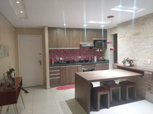 Apartamento Em Capão Raso, Curitiba/pr De 69m² 3 Quartos À Venda Por R$ 372.000,00 - Ap968005