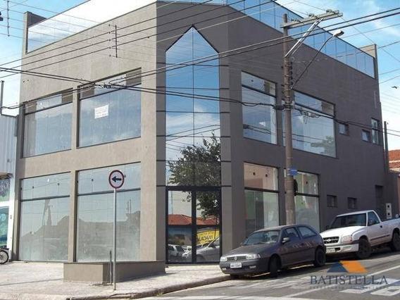 Salão Comercial Para Locação, Vila Cidade Jardim, Limeira. - Sl0009