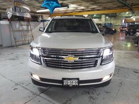 Chevrolet Tahoe 5.4 Premier Piel 4x4 At 2017