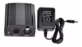 Phantom Power Fantom Power 48v 110v 220v Bm800 Bm8000 At2020