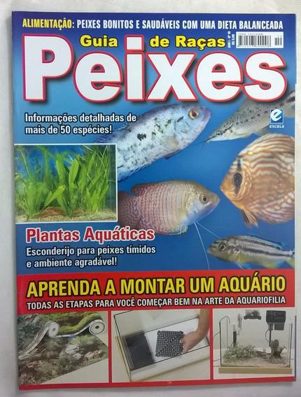 Guia De Raças Peixes Ed 10 Revista Plantas Aquáticas Aprenda