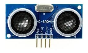 Sensor Ultrasônico Hc-sr04 Sensor De Medição De Distância