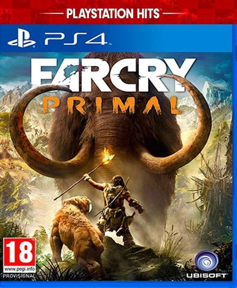 Far Cry Primal De Midia Digital Promoção Primaria Leg Pt-br