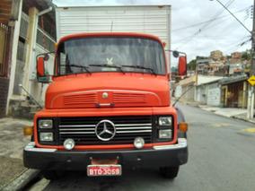Mercedes-benz Mb La 1113 - Turbinado E Hidráulico-original