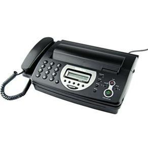 Aparelho Fax Linea Intelbras + 01 Bobina De Papel