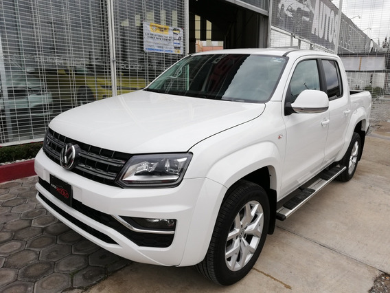 Volkswagen Amarok Highline V6 At 2018