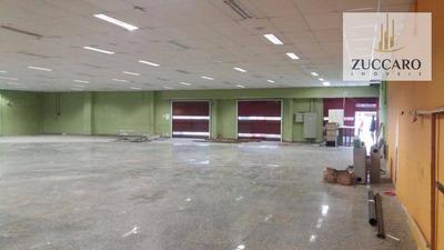 Salão Comercial Para Locação, Jardim Dos Pimentas, Guarulhos - Sl0598. - Sl0598