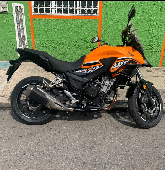 Moto Honda Cb500x Perfecto Estado Cb500
