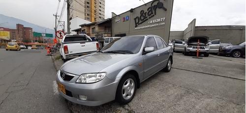 Mazda Allegro 2002 Meca 1600cc Gasol