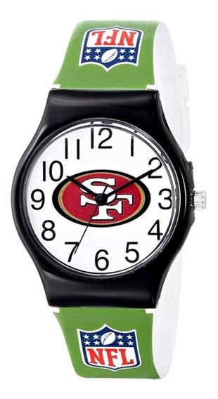Reloj 49ers San Fco 2 Original Nfl Nuevo