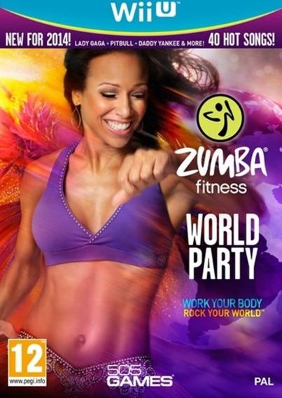 Zumba Fitness Wiiu