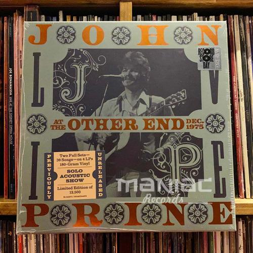 Imagen 1 de 2 de John Prine Live At The Other End December 1975