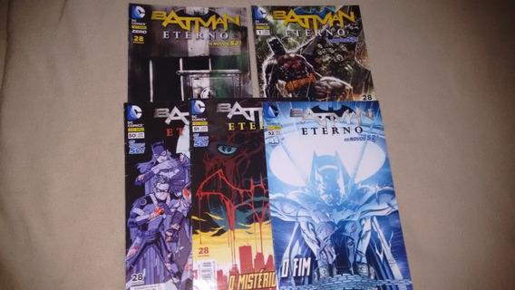 Batman Eterno - Coleção Completa 53 Volumes