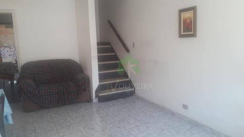 Sobrado À Venda, 110 M² Por R$ 580.000,00 - Jardim Trussardi - São Paulo/sp - So0103