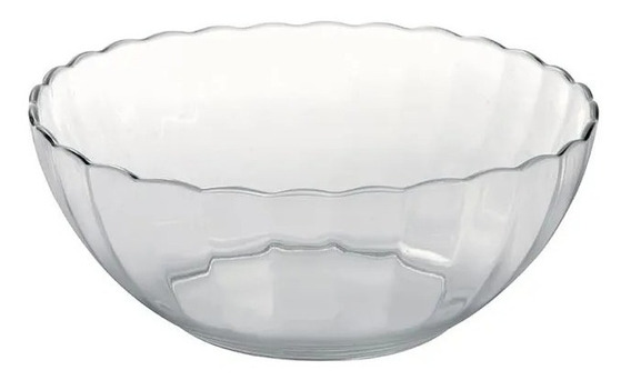Bowl Marinex Bella De Vidrio Templado Horno Freezer 2l Piu
