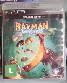 Rayman Legends® Ps3 Mídia Física