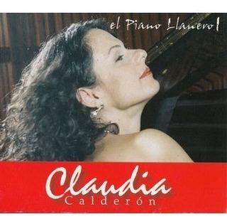 El Piano Llanero I - Claudia Calderon