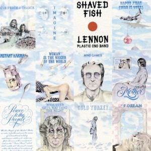 Lp Lennon & The Plastic Ono Band Shaved Fish Nacional