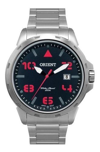 Imagem 1 de 7 de Relógio Orient Masculino Mbss1195a P2sx